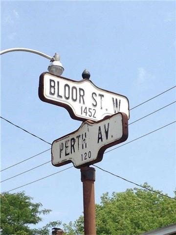 179 Perth Ave Toronto Ontario M6P3X2