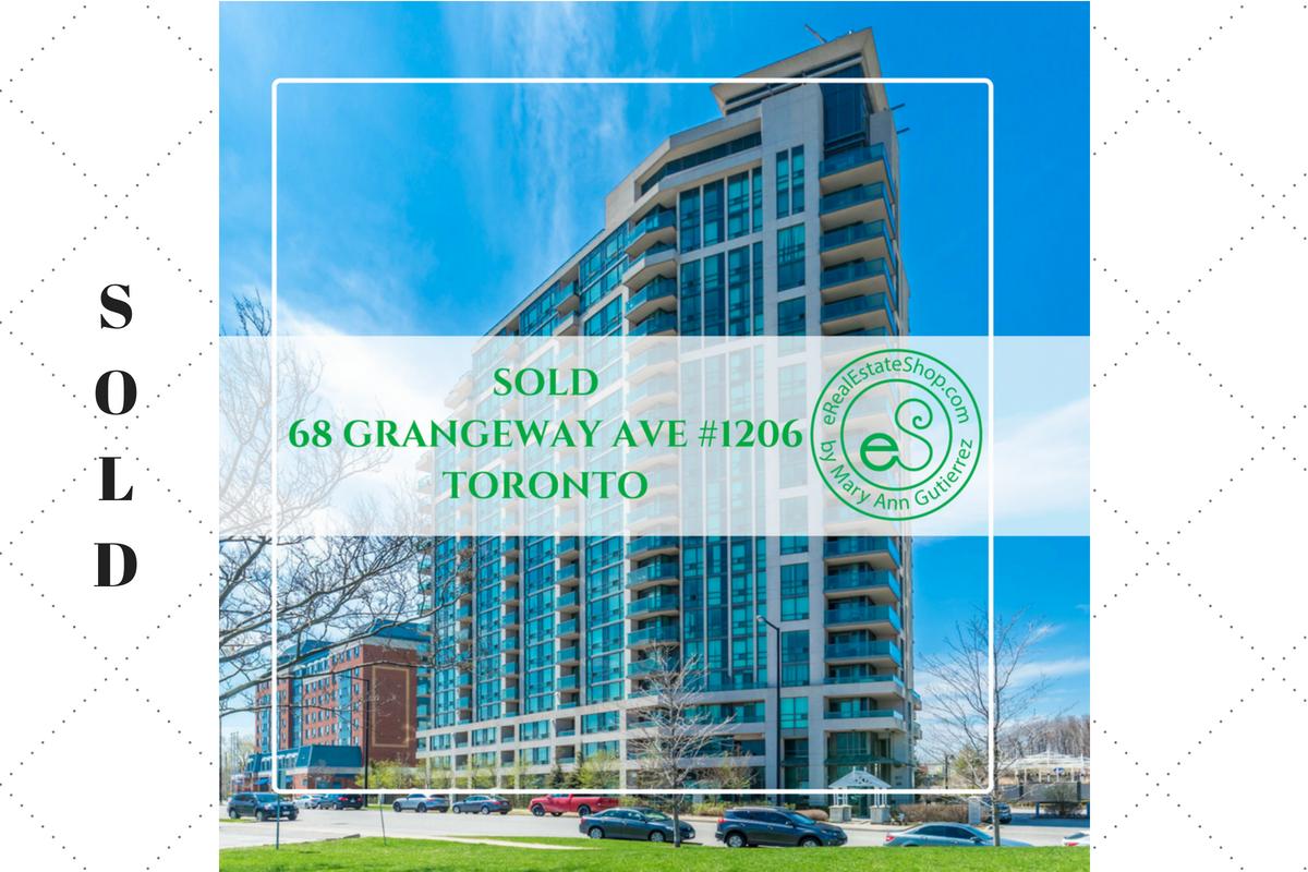 68 Grangeway Ave #1206