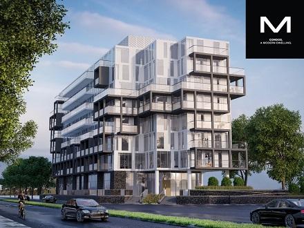 M Condominium Brampton