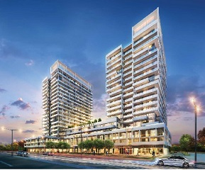 Empire Rain & Senses Condos -Oakville