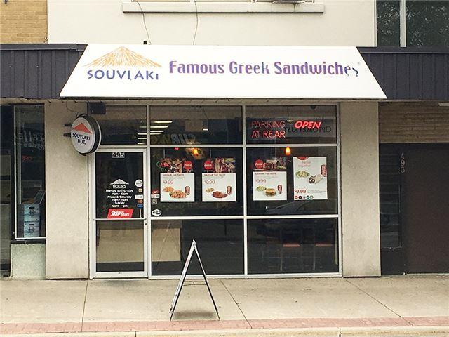 Restaurant For Sale - Franchise
