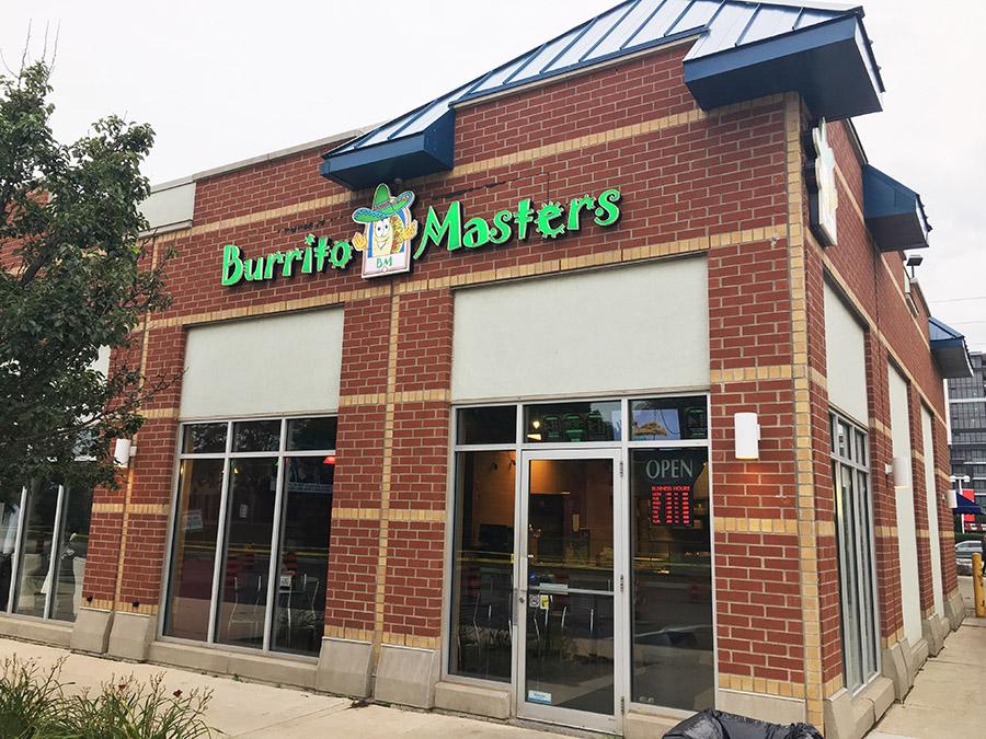 Burrito Masters -Restaurant For Sale - Franchise