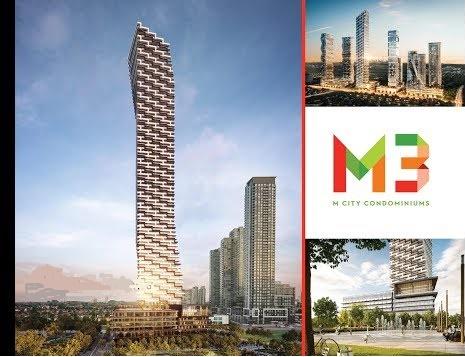 M City Condos, Mississauga