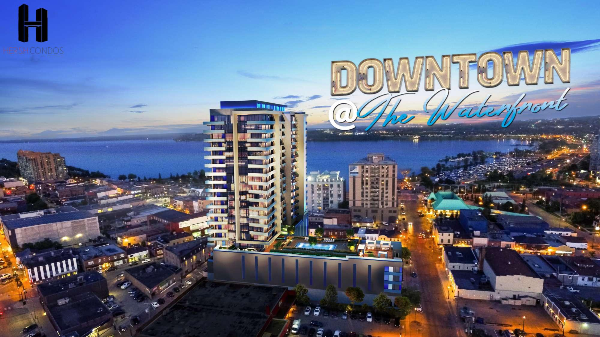 DOWNTOWN @The Waterfront