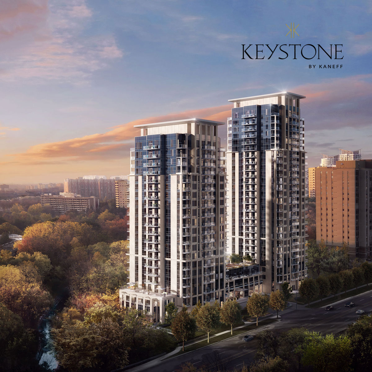 Keystone by Kaneff