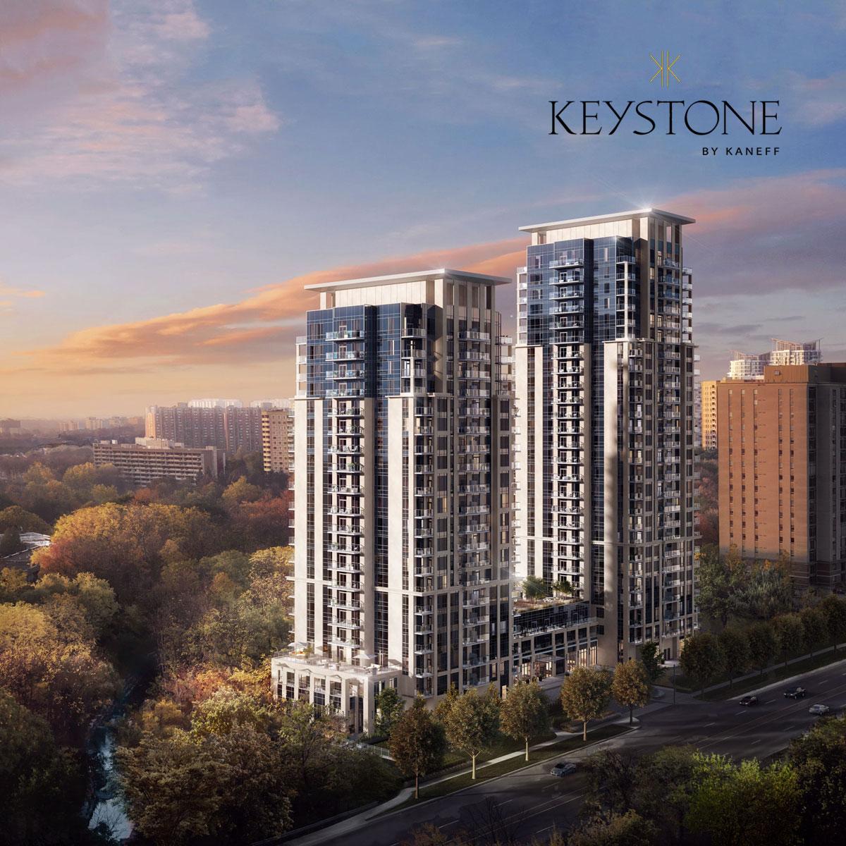 Keystone by Kaneff
