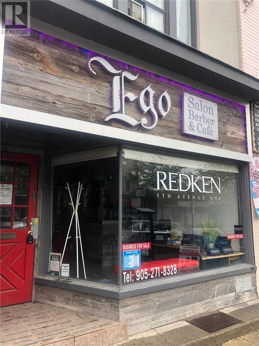 83 LAKESHORE RD E, Mississauga, Ontario, Mississauga