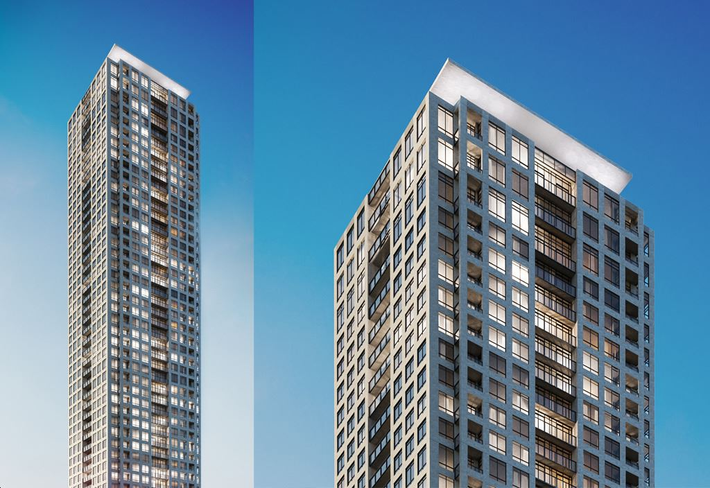 Oro at Edge Towers Development