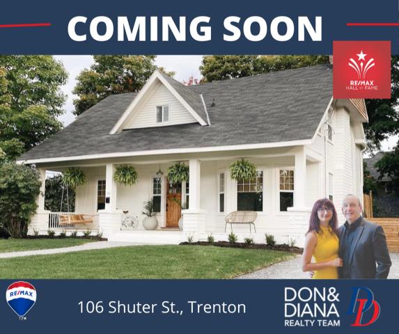 106 Shuter St. Trenton
