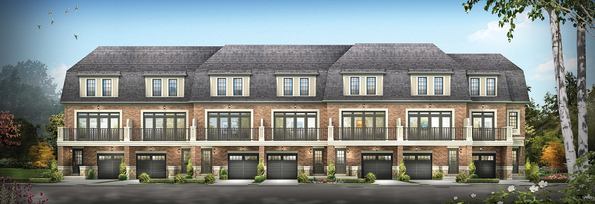 McMurchy Brampton PreConstruction Townhome