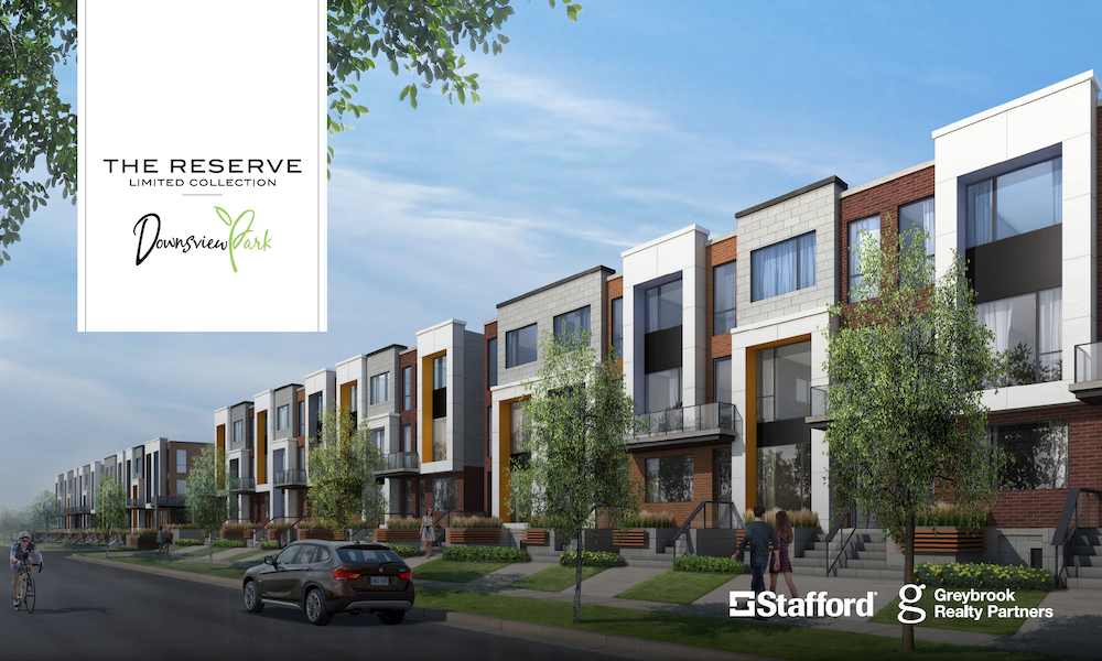 Downsview Park Townhomes