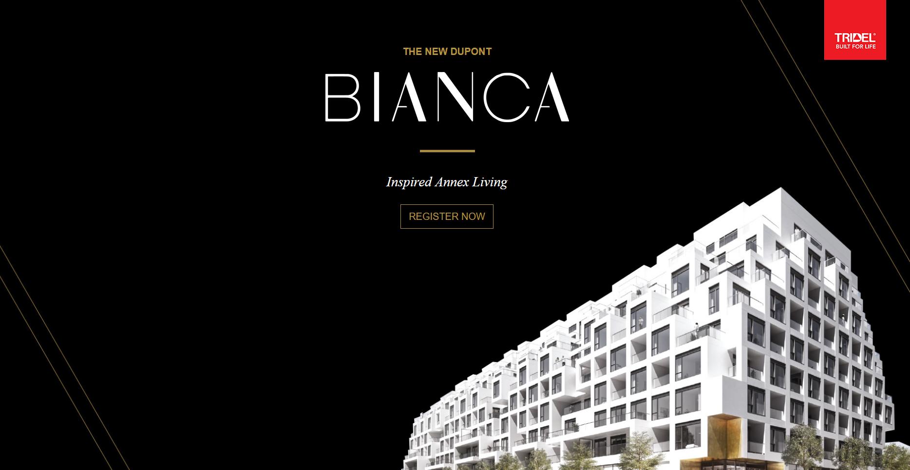 THE NEW DUPONT BIANCA CONDOMINIUMS