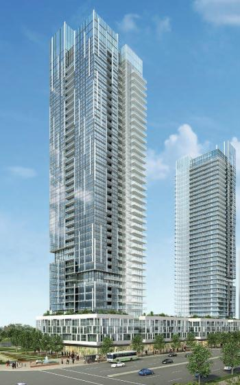 Highway 7 & Jane Condominiums