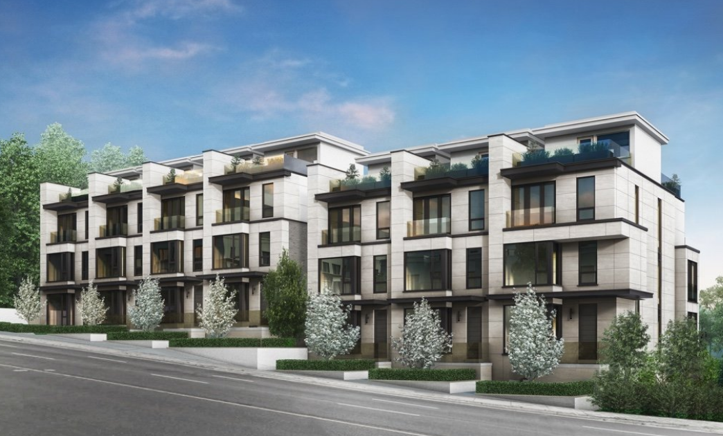 Charbonnel Townhomes
