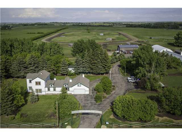 276156 32 ST E, Rural Foothills M.D.