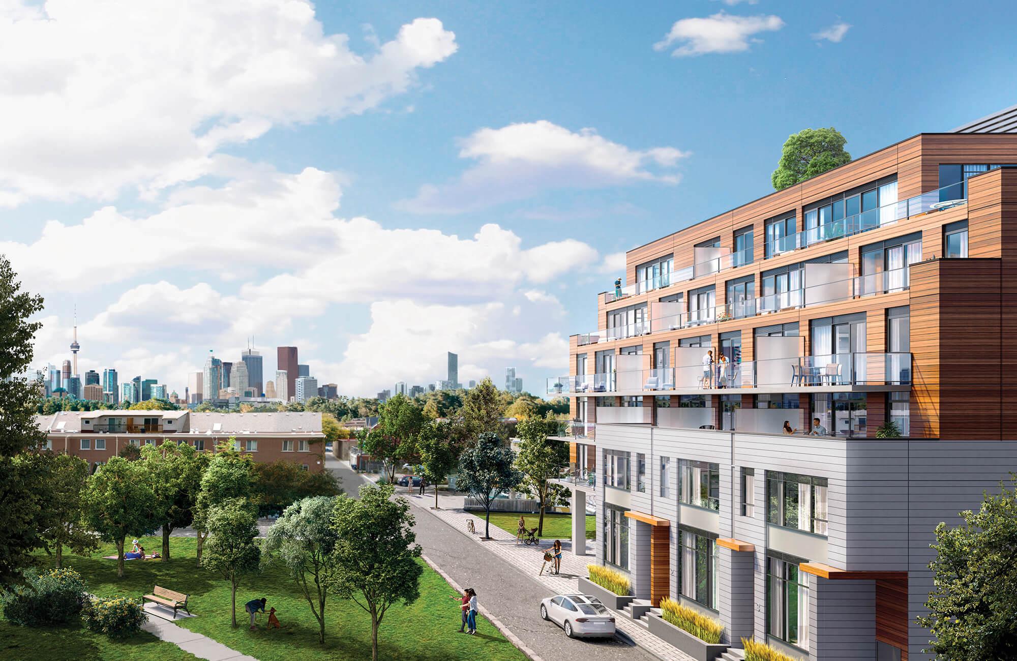 The Poet Condominiums