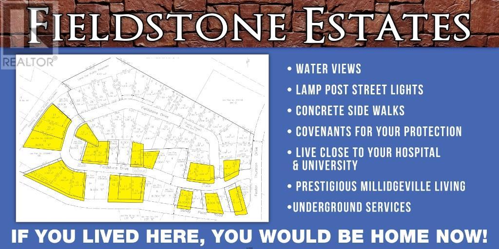 LOT 1 Fieldstone Drive, Saint John