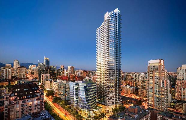 ONE BURRARD PLACE Strata lot #121