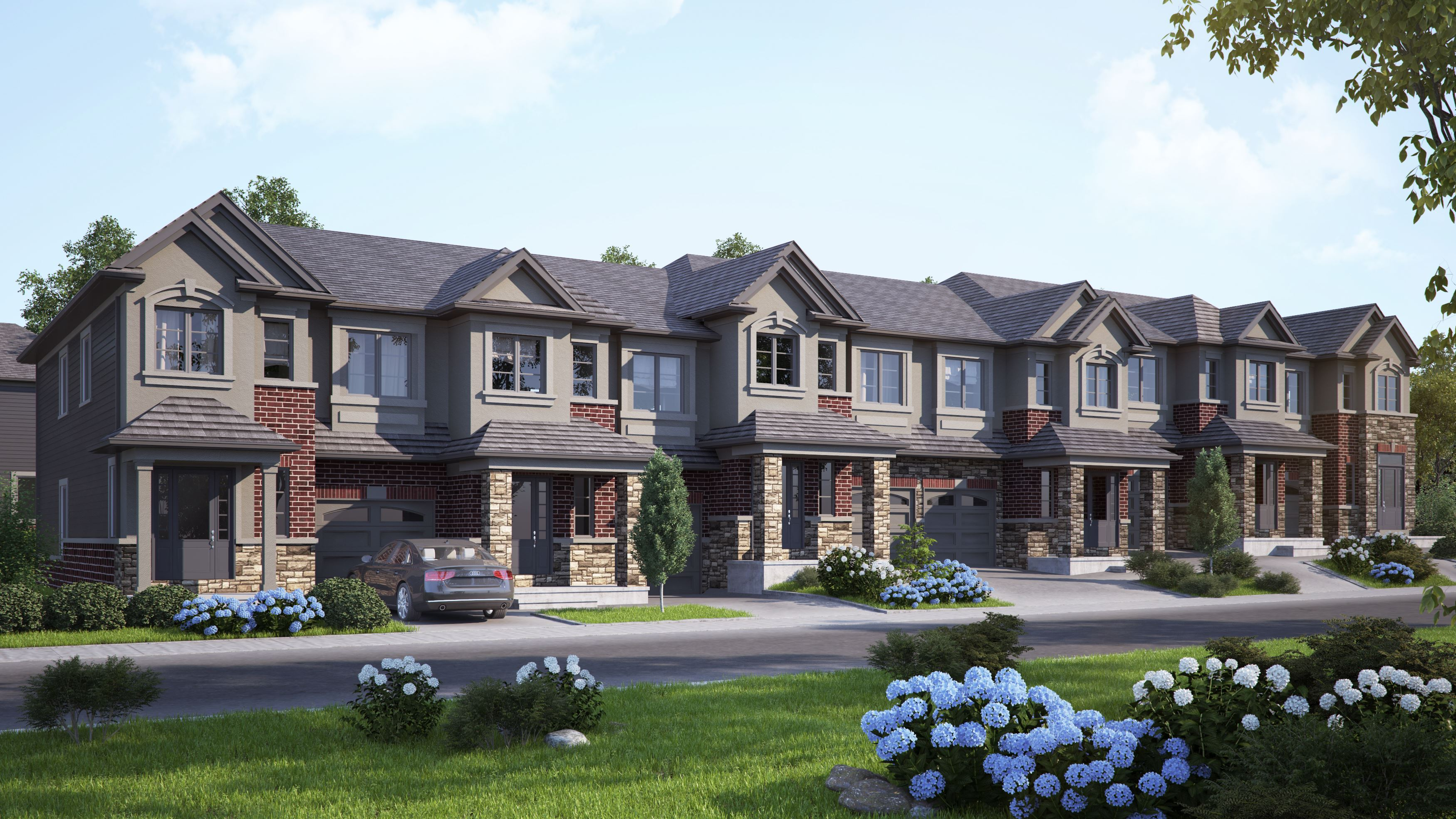 Parkview at River Mill in Cambridge from $464,999