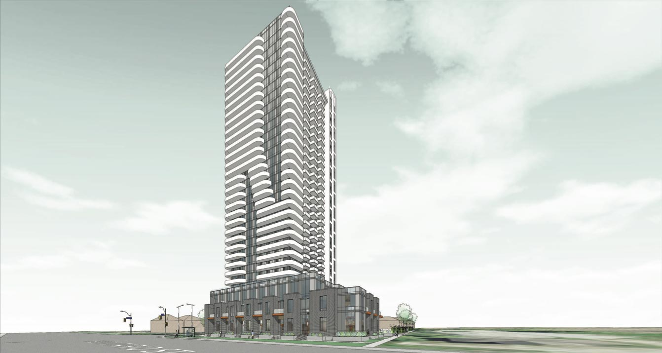 Mississauga Square Residences -SOLD OUT