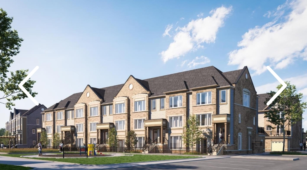 Newly Built 2- Storey Townhomes from mid $500,000s
