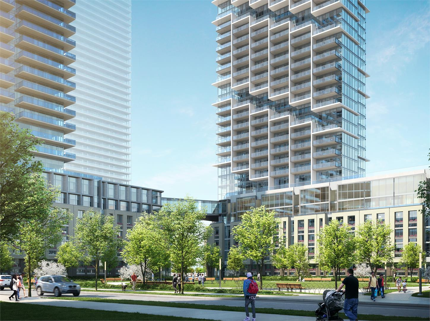 Transit City Condos 4 Vaughan SOLD OUT