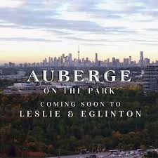 AUBERGE ON THE PARK CONDOS 3 ON SALE
