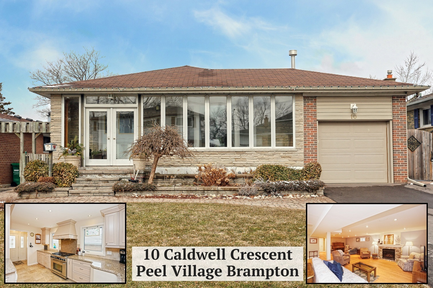 $774,900 • 10 Caldwell Cres