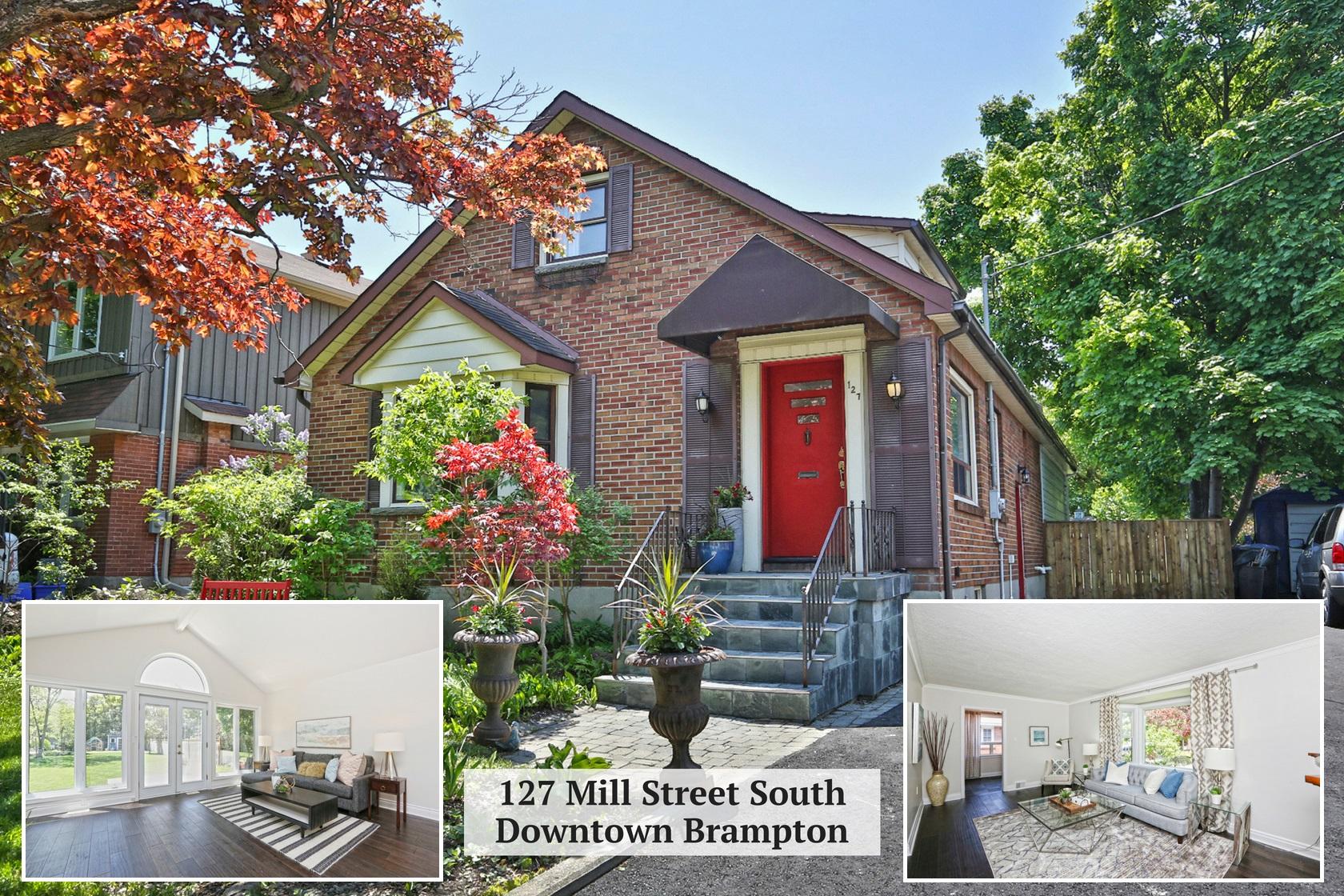 $748,800 • 127 Mill St S