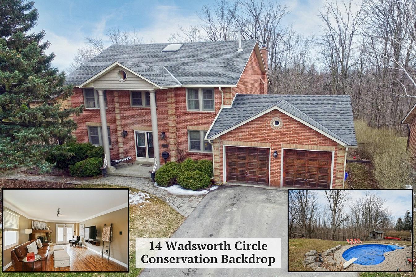 $1,159,000 • 14 Wadsworth Circ