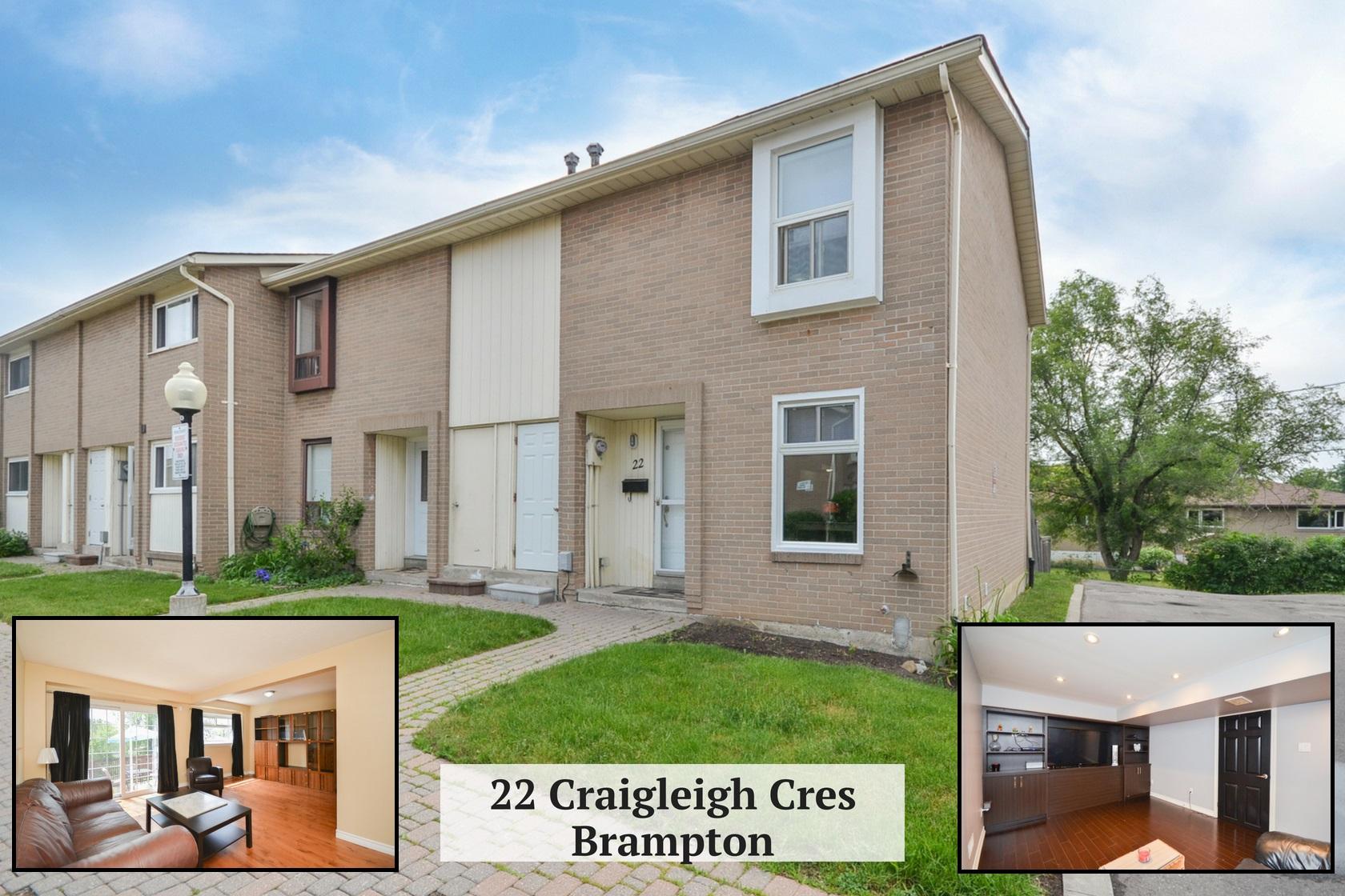 $425,000 • 22 Craigleigh Cres