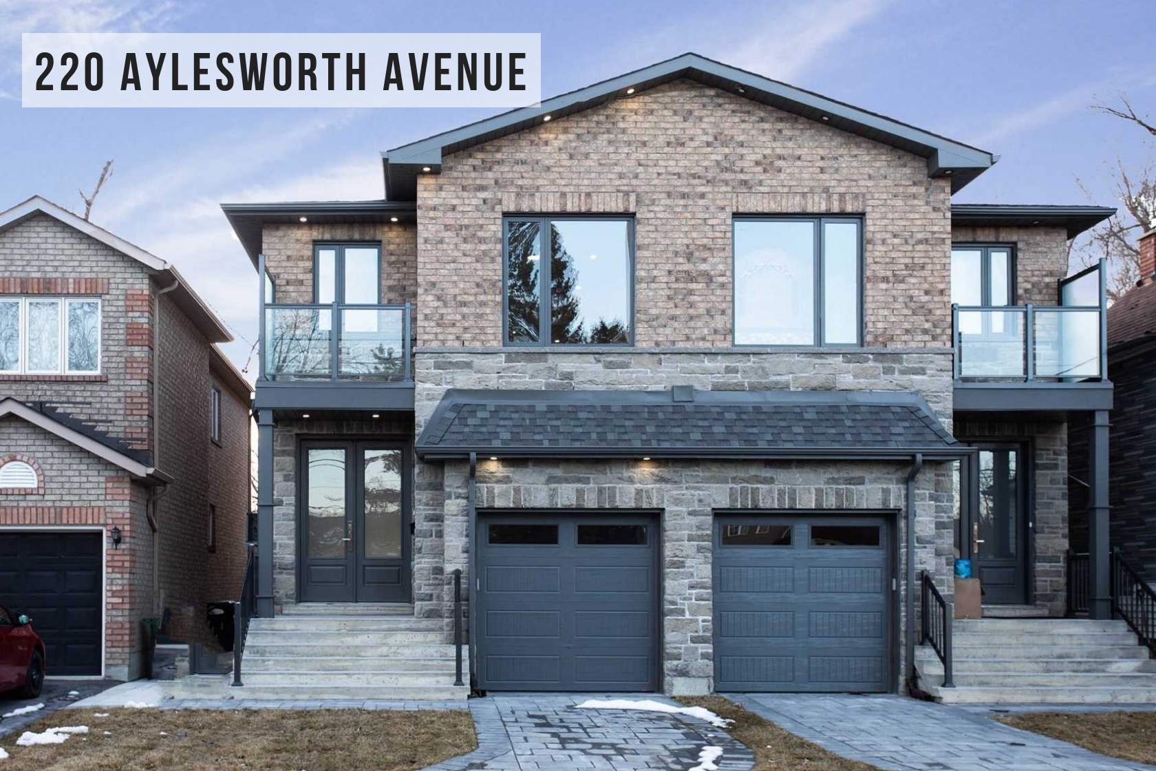 $979,000 • 220 Aylesworth Ave