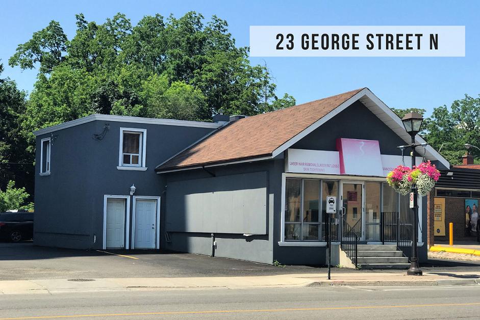 $19 • 23 George St N