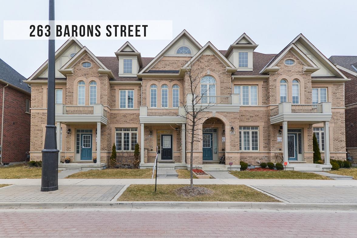 $839,900 • 263 Barons St
