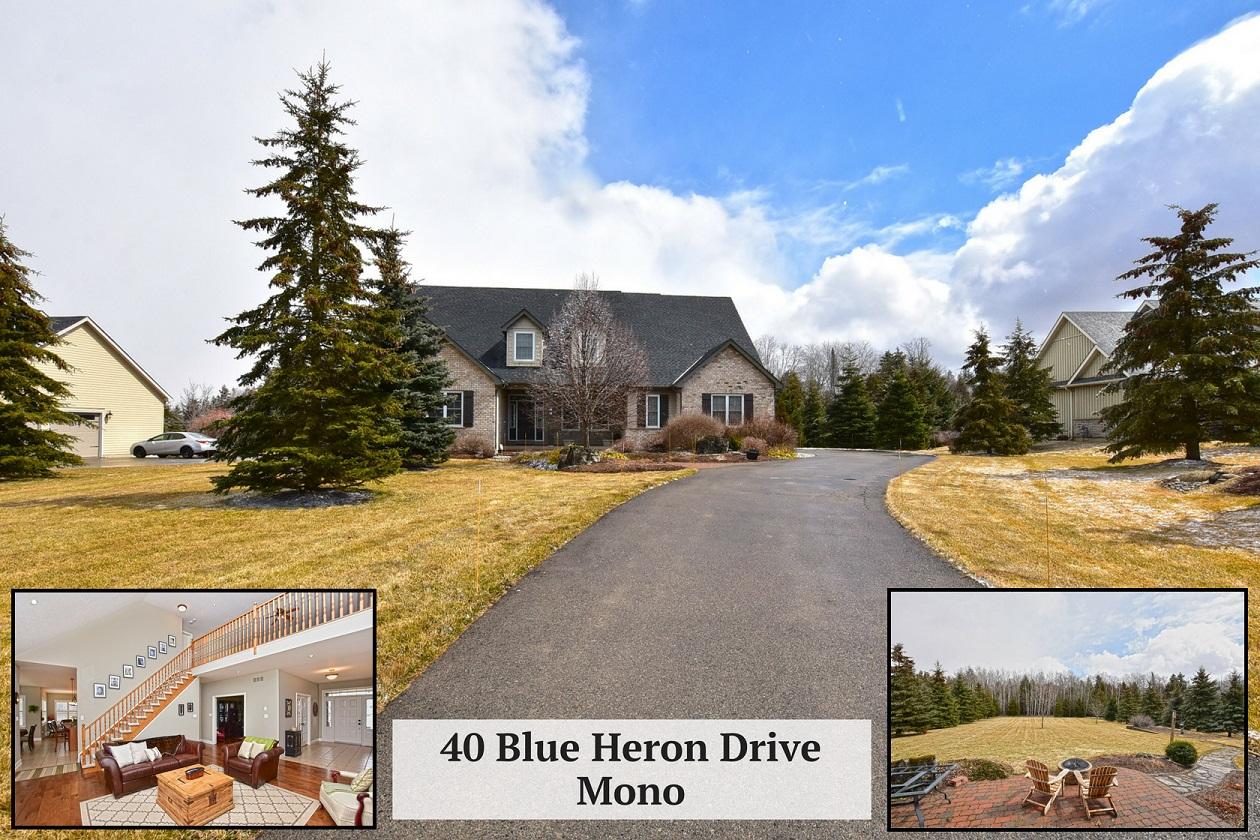$1,149,000 • 40 Blue Heron Dr