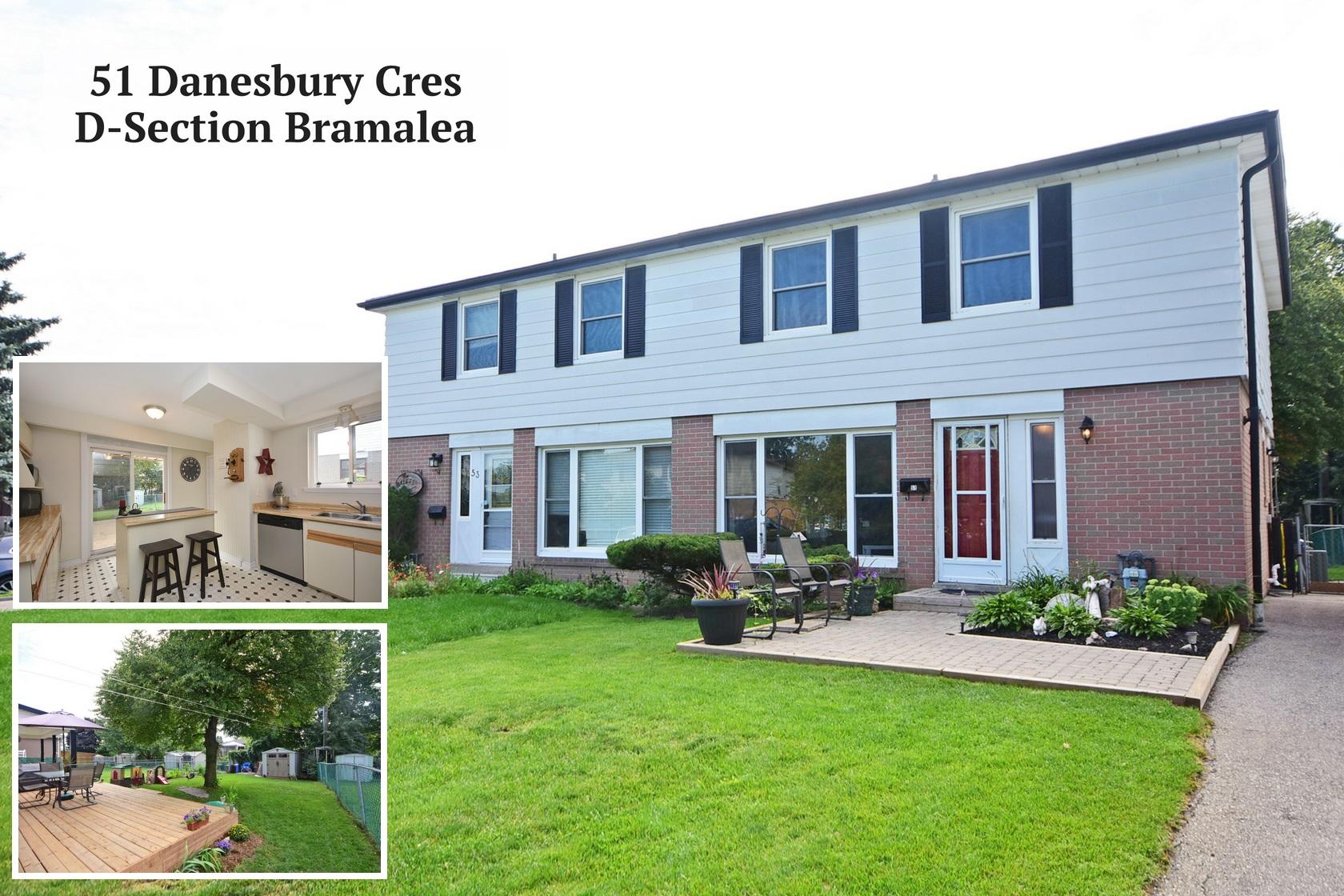 $618,900 • 51 Danesbury Cres