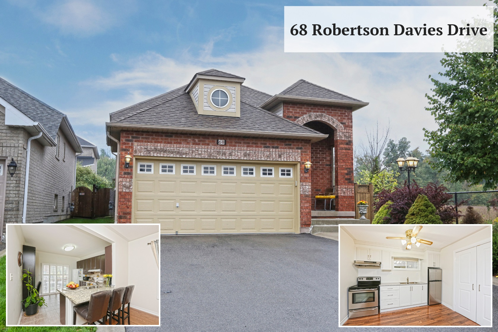 $700,000 • 68 Robertson Davies Dr