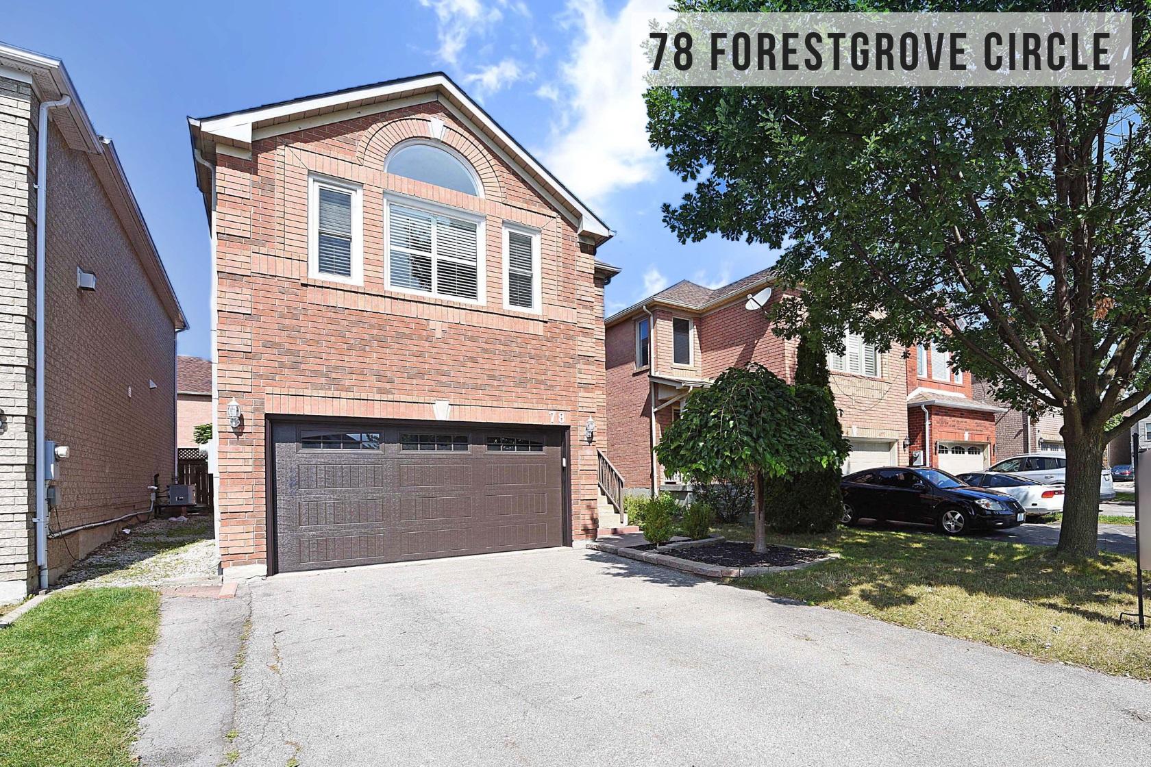 $739,800 • 78 Forestgrove Circ