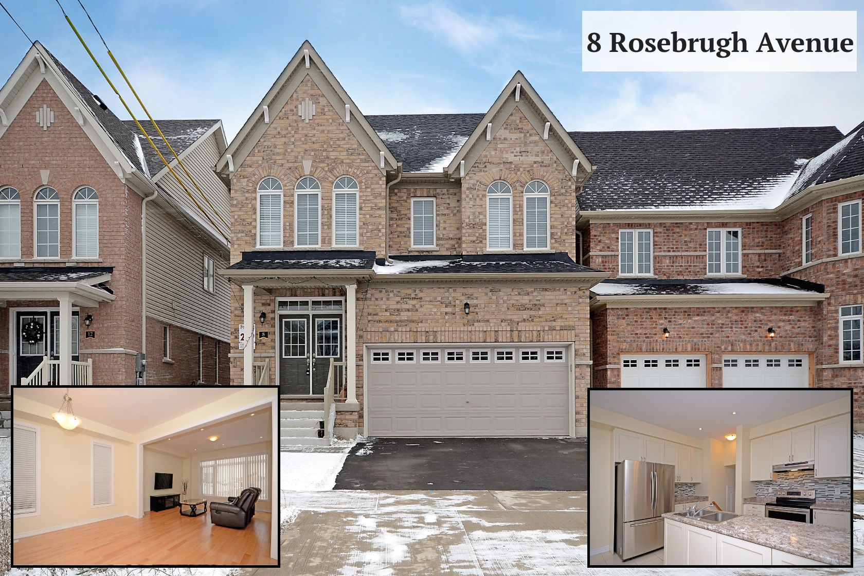$639,900 • 8 Rosebrugh Ave