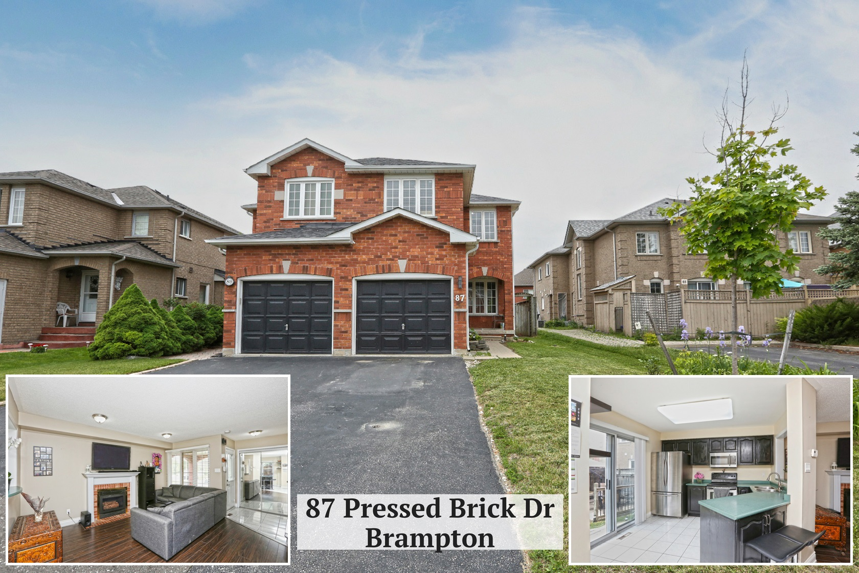 $589,900 • 87 Pressed Brick Dr