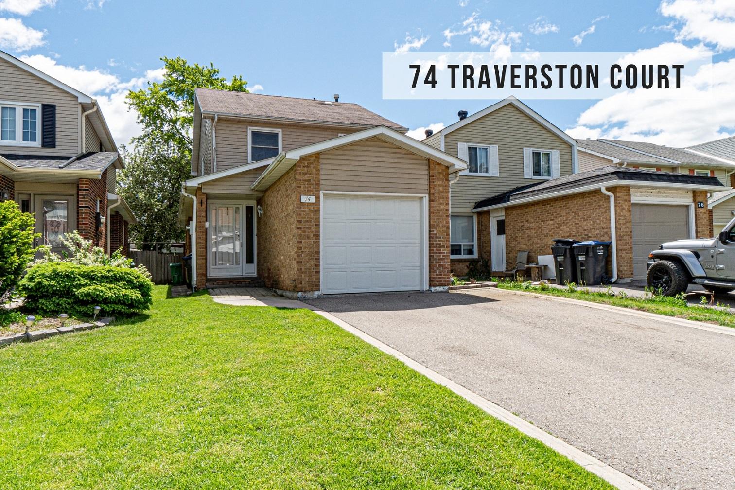 $649,800 • 74 Traverston Crt