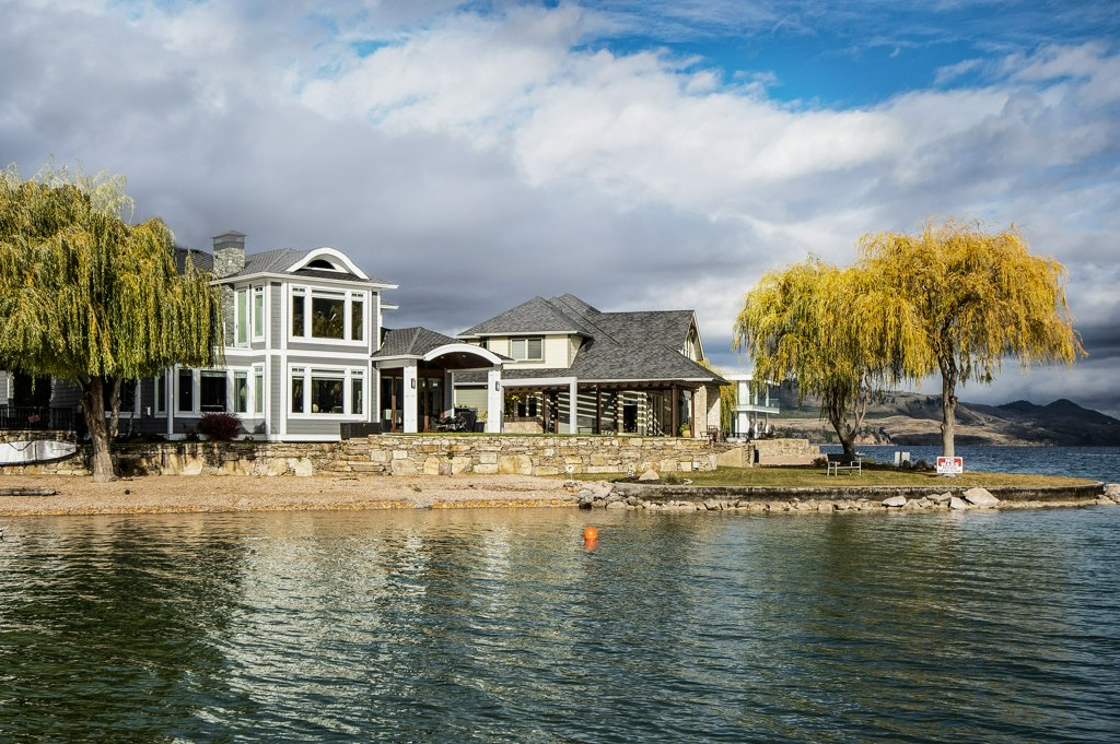 Kalamalka Lake Front Home