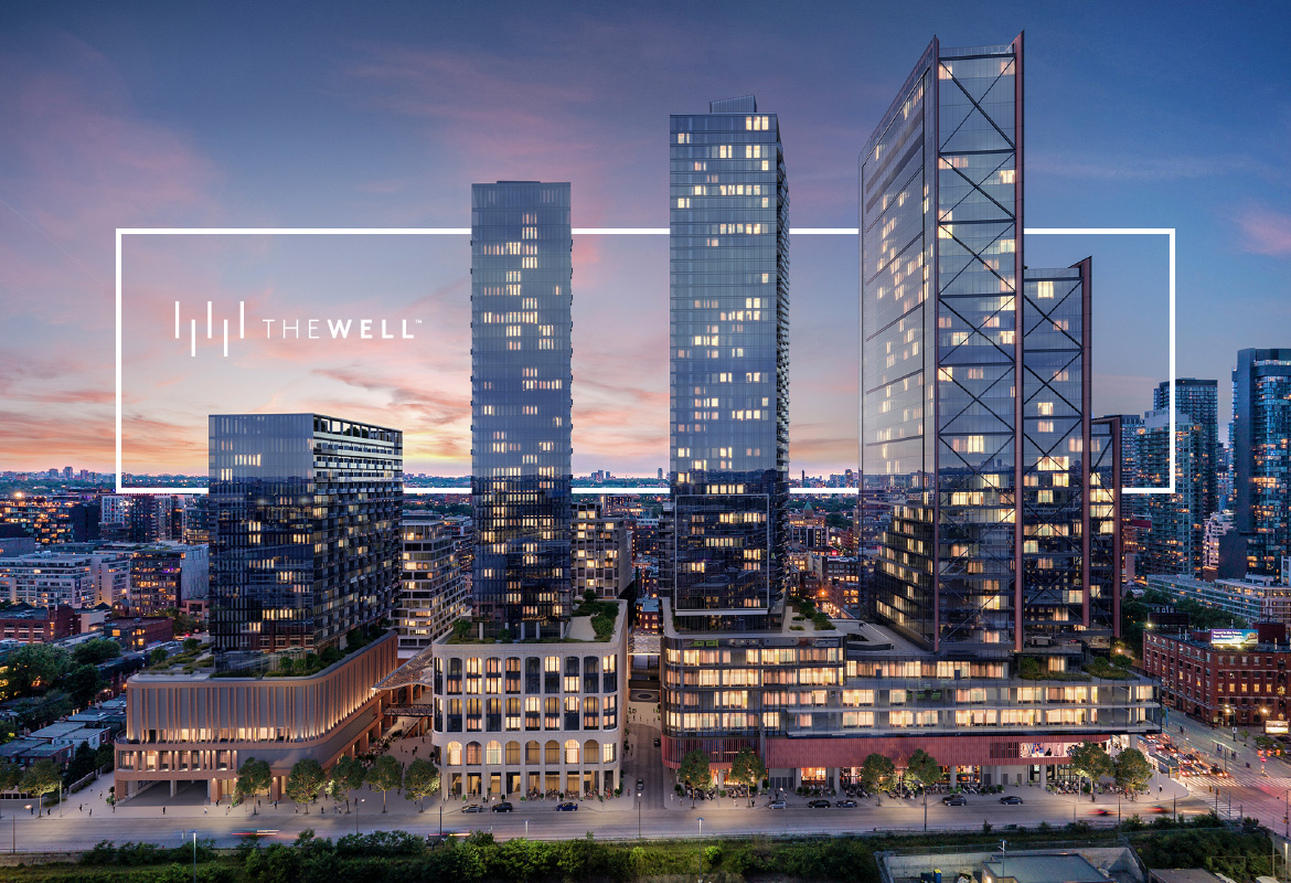 The Well by Tridel
