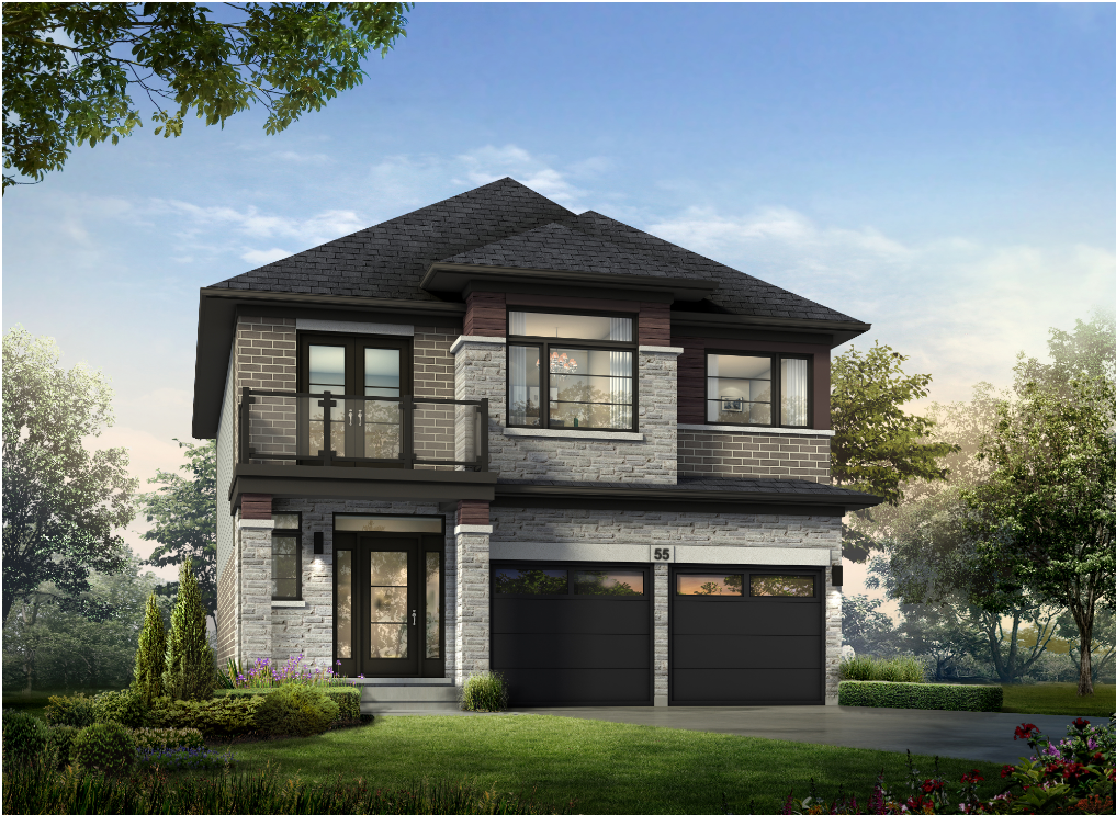 DETACHED HOMES in BRANTFORD
