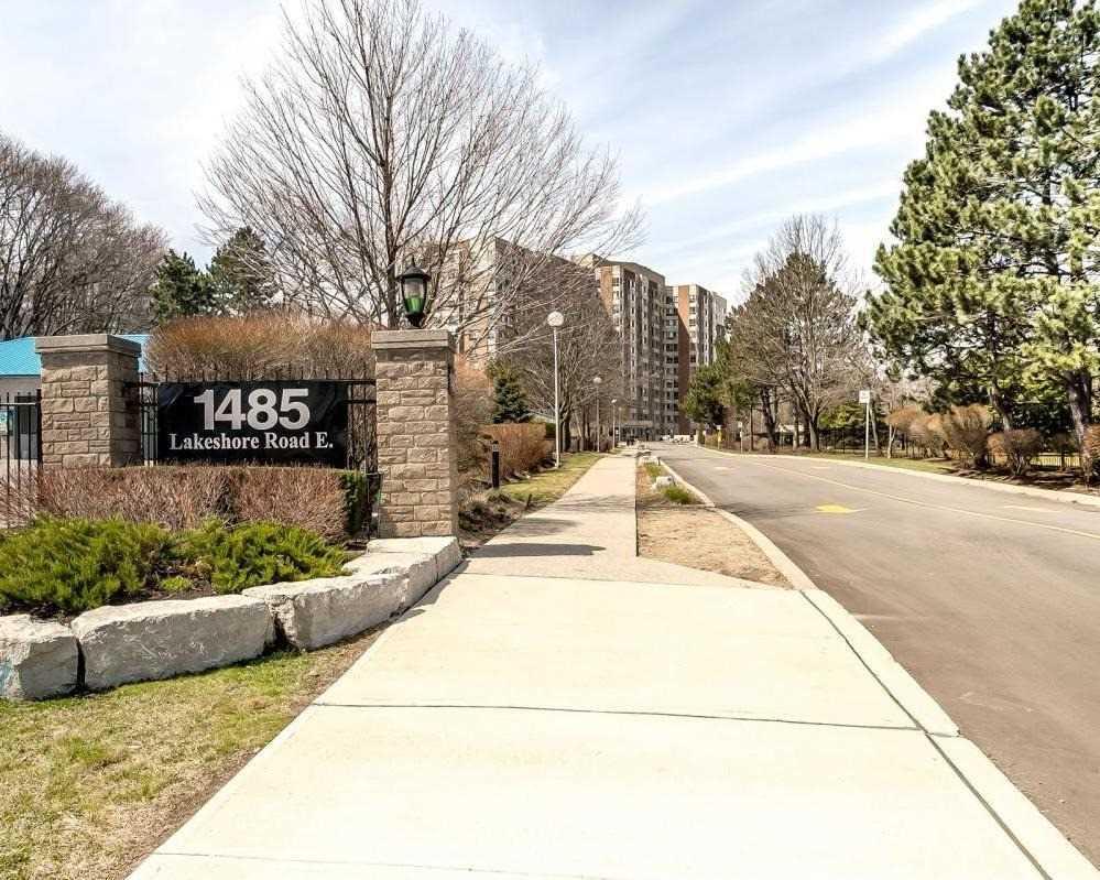 Unit 215 - 1485 Lakeshore Rd E