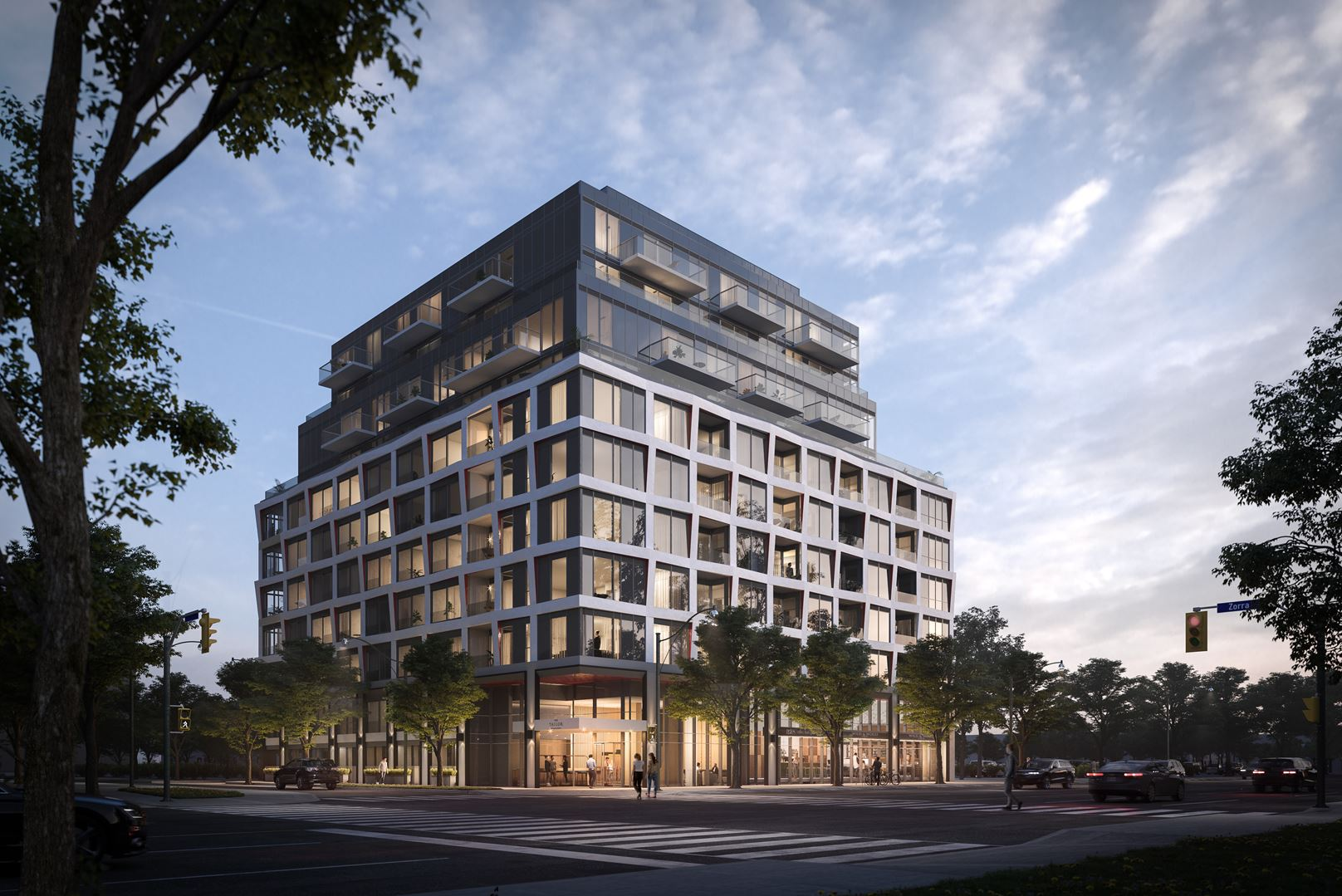 The Taylor Queensway Residences
